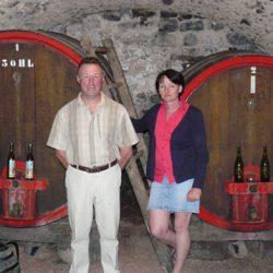 Chantal et Jean-Luc BERTHELON vignerons coopérateurs  à Juliénas