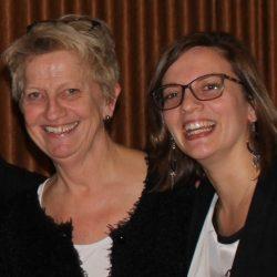 Marie-Hélène et Sophie