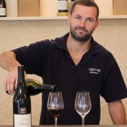 Matthieu LAPALUS vigneron coopérateur à Chénas