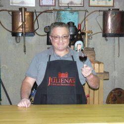 Gilles JUILLARD vigneron coopérateur à Crêches sur Saône