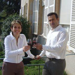 Isabelle ADOIR PECOUD et Frédéric DESCOMBES