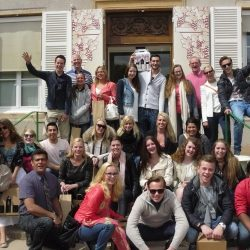 Etudiants belges