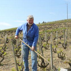 Patrick ROLLET vigneron coopérateur à Jullié