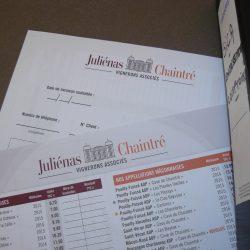 Documents Juliénas Chaintré