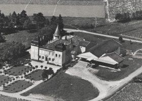 Le Château du bois de la salle et son premier chai de vinification