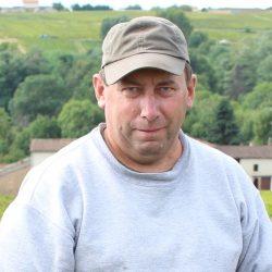 Christian GOBET vigneron-coopérateur à Pruzilly